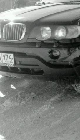 Бакал X5 2002