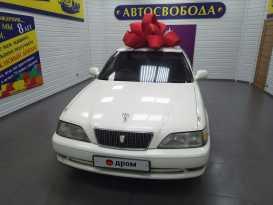 Свободный Toyota Cresta 1998