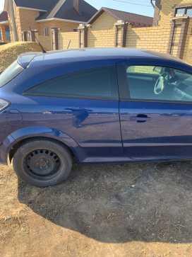 Тербуны Opel Astra 2007