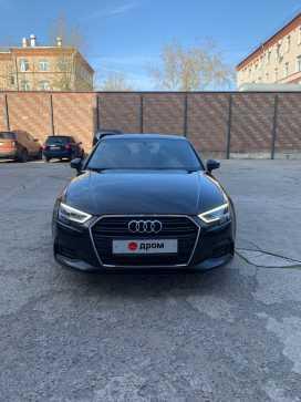 Москва Audi A3 2016