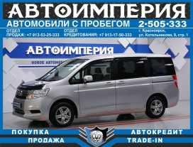 Красноярск Honda Stepwgn 2010