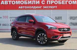 Краснодар Tiggo 7 2019