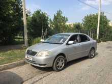 Щёлково Corolla 2001