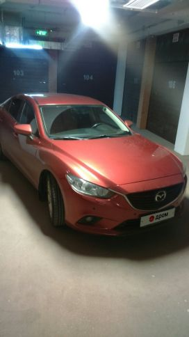 Уфа Mazda6 2014