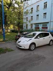 Москва Leaf 2013