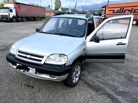 Курган Niva 2008