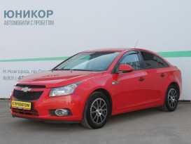 Нижний Новгород Cruze 2012