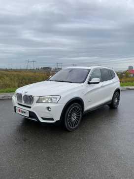 Екатеринбург BMW X3 2011