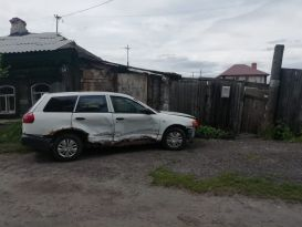 Барнаул Nissan AD 2001
