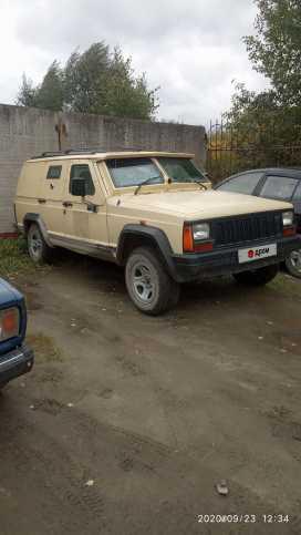 Екатеринбург Cherokee 1996