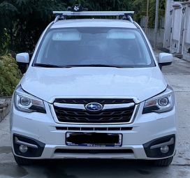 Туапсе Forester 2016