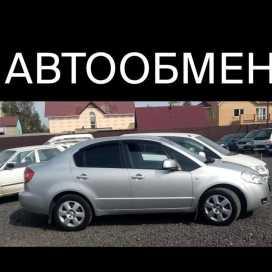 Комсомольск-на-Амуре SX4 2010