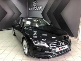 Иркутск Audi A7 2011