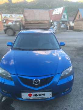 Чемал Mazda3 2005