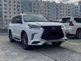 Хабаровск Lexus LX570 2020