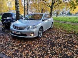 Сыктывкар Corolla 2011