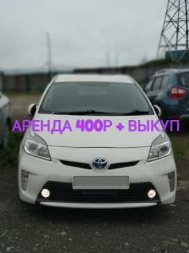 Владивосток Toyota Prius 2012