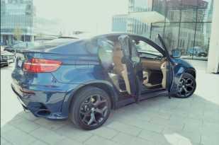 Москва BMW X6 2012