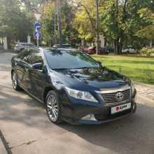 Москва Camry 2012