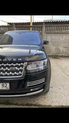 Симферополь Range Rover 2016