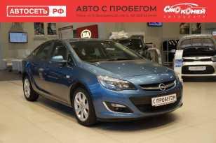 Томск Opel Astra 2013