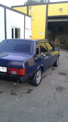 Миллерово 21099 1995