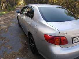 Трёхгорный Corolla 2008