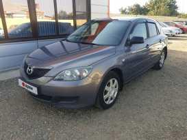 Воронежская Mazda3 2006
