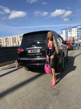 Москва QX80 2016