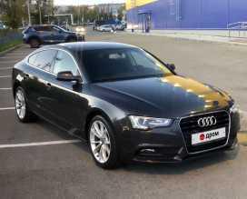 Челябинск Audi A5 2012