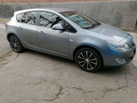 Светлоград Opel Astra 2011