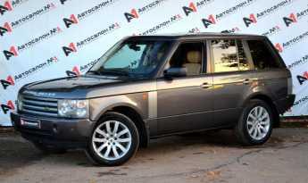 Уфа Range Rover 2005