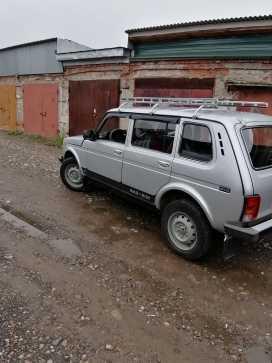 Комсомольск-на-Амуре 4x4 2131 Нива 2010