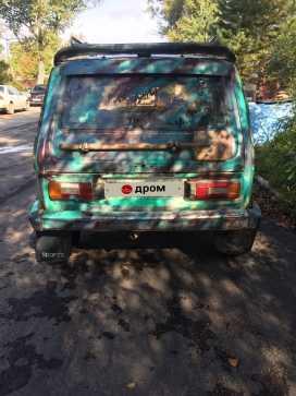 Ярославский 4x4 2121 Нива 1990