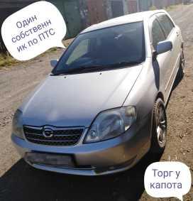 Елизово Corolla Runx 2001