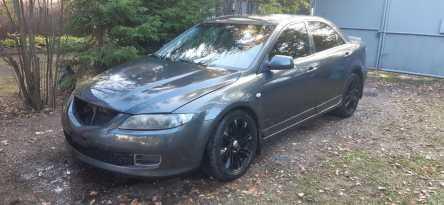 Уфа Mazda6 MPS 2006