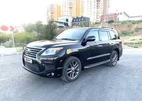 Волгоград Lexus LX570 2014