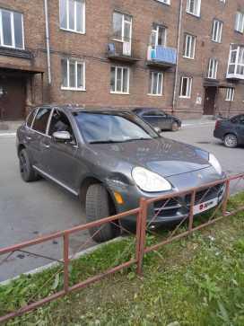 Новокузнецк Cayenne 2004