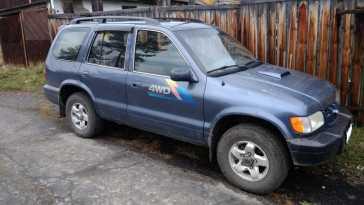Северобайкальск Sportage 2001