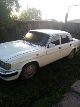Куйбышев 3110 Волга 2000