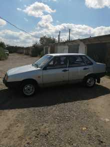 Тамбов 21099 2002