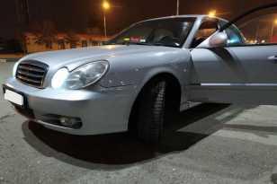 Грозный Sonata 2004