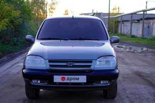 Зуевка Niva 2004