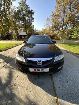 Невьянск Mazda6 2007