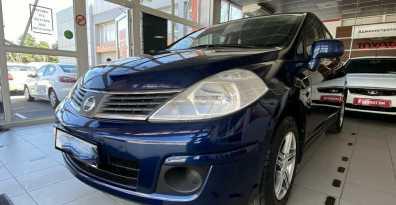 Пятигорск Nissan Tiida 2008