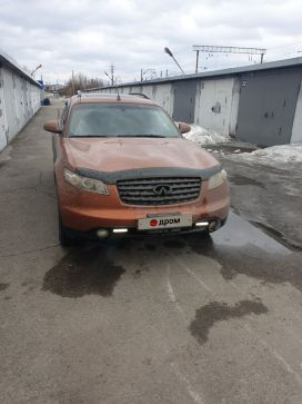 Новокузнецк FX35 2002