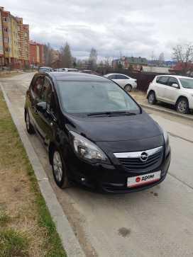 Советский Meriva 2011