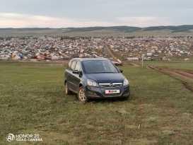 Иркутск Zafira 2012