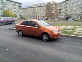 Ангарск Aveo 2005