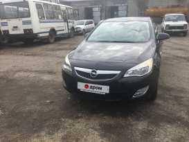 Асино Opel Astra 2011